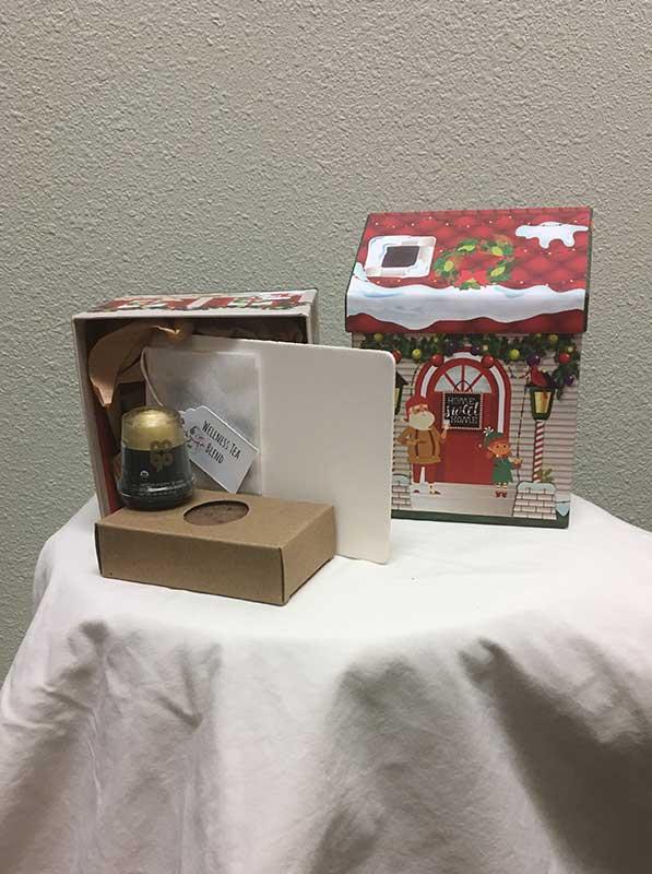 Santa's Self-Care Box